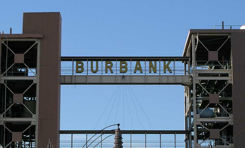 Burbank junk removal company city view