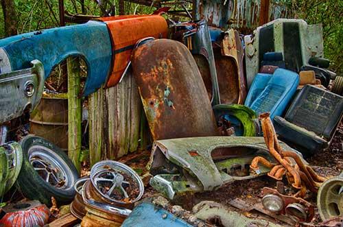 junk removal san fernando valley