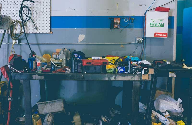 Garage cleanout Sun Valley, CA
