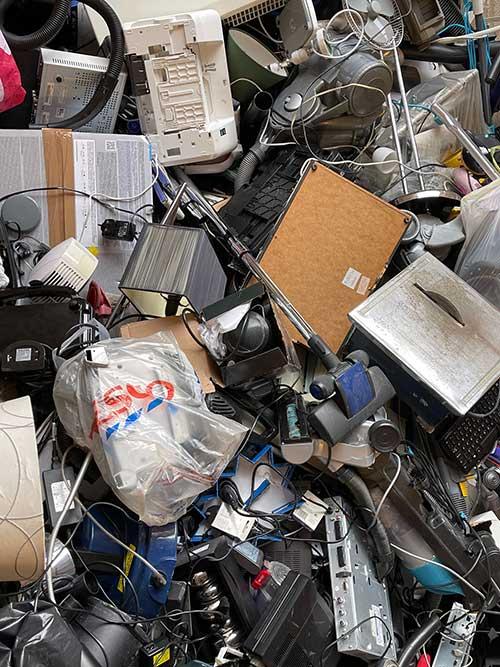 Waste management services Sun Valley, CA