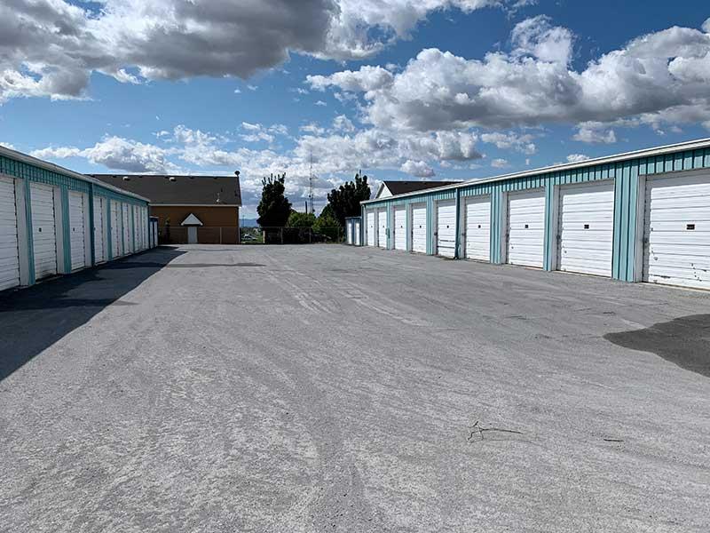 Van Nuys junk removal at storage unit